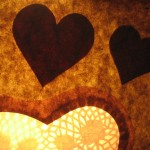 "Heart ""Mood Lighting"" Craft"