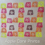 Apple Core Prints