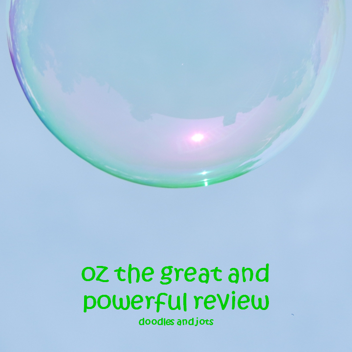 oz movie review