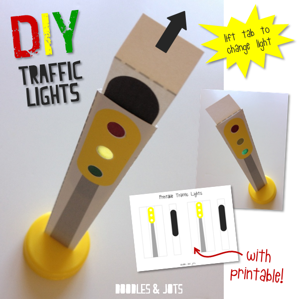 Traffic Light Craft